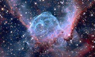 Vamos Viajar Pelo Universo e Pelas Galáxias Com Essas Imagens?