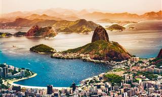 Este é o Rio de Janeiro como você nunca viu!