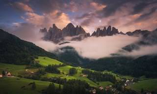 Será que essas são as montanhas mais incríveis do mundo?