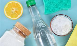 As Utilidades do Vinagre na Hora de Lavar Suas Roupas