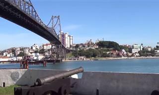 Um Passeio por Florianópolis, a Ilha da Magia!