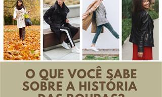 Teste: Você conhece a história das roupas?