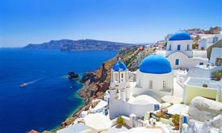 As 10 Ilhas Mais Incríveis da Grécia