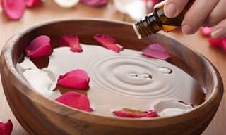 10 Benefícios do Óleo Essencial de Rosas
