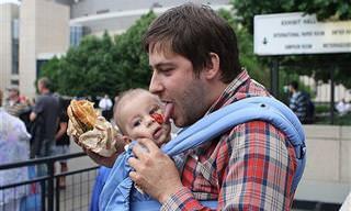 Momentos em Que Ser Pai e Mãe Não Deu Muito Certo...