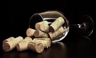 20 Truques simples usando a rolha de vinho!