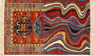 Faig Ahmed, do Azerbaijão cria maravilhas originais