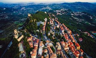 Conheça 10 Países Menores do Que Muitas Cidades
