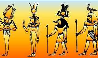 Quem é Você na Mitologia Egípica?