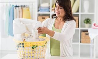 Como Deixar Suas Roupas Brancas em Casa