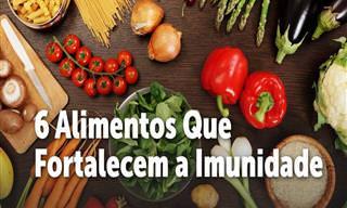 6 Alimentos Excelentes Para a Imunidade