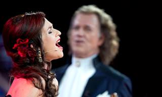 Bésame Mucho: Linda canção imortalizada por André Rieu!