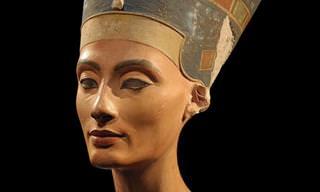10 Fatos sobre Nefertiti, A Bela Que Veio de Longe