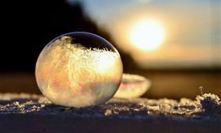 30 Imagens Que Ilustram as Belezas do Inverno