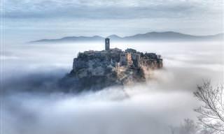 A Cidade de Bagnoregio na Itália é Um Lugar Impressionante!