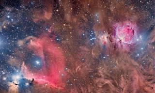 Fotos do espaço sideral - Destaques da NASA