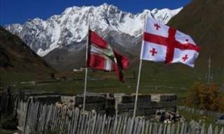 Geórgia: Uma Joia Escondida Nas Montanhas do Cáucaso