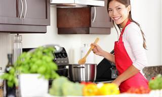 Truques Para Não Perder Tempo na Cozinha