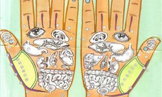 Pontos de Pressão Nas Mãos e Pés Contra Dores e Doenças
