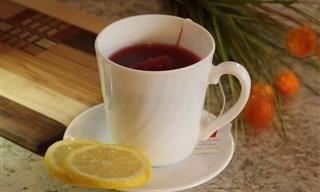 Chá de Hibisco: Eficaz Para Pressão Alta