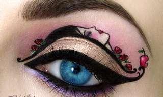 A Beleza Está Nos Olhos...