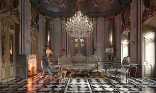 500 anos de estilos de decoração de interiores