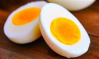 Perca 10 quilos em duas semanas com a dieta dos ovos!