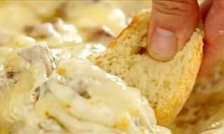 Você Vai Devorar Essa Deliciosa Receita de Patê de Queijo Com Carne Em Poucos Minutos...