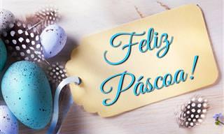 Feliz Páscoa! Envie Um Lindo Cartão a Quem Você Ama!