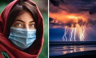 Concurso Agora de melhor foto de 2020: 16 finalistas