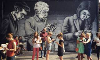 30 Artes de Rua Surpreendentes