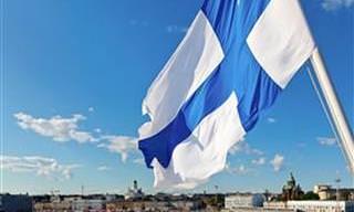 Finlândia, O País das Pessoas Felizes