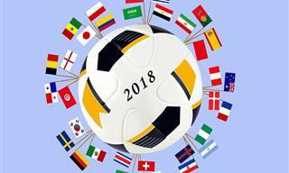 Teste: Quanto Você Sabe Sobre a História da Copa do Mundo?