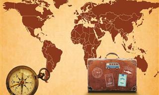 Viagens: Conheça o Mundo Neste Mapa Interativo!