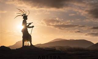 Os belos e altivos povos Maasai e Samburu, do Quênia
