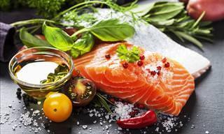 11 Alimentos Ricos Em Ômega-3