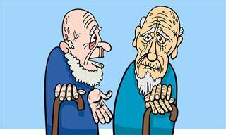 Dois Velhinhos Visitam o Bordel