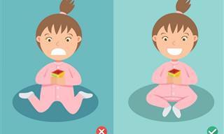 O Perigo da Postura de Sentar-se Nos Joelhos: Quais São os Riscos?