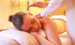 Os Benefícios da Massagem Sueca