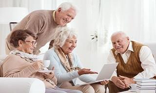 Viver Feliz na Velhice é Possível Com Essas Dicas