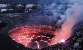 Conheça 10 Incríveis Vulcões Ainda Ativos ao Redor do Mundo!