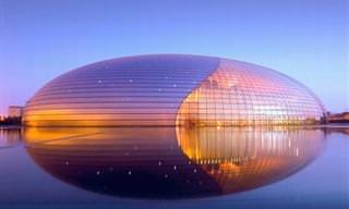 As 10 Mais Modernas Construções do Mundo!