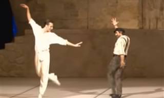 Arte: Impossível não querer dançar com este balé grego!