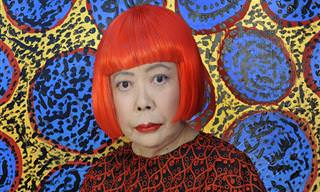 Esta Artista Japonesa Tem Obras Fascinantes