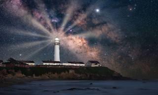 Fotos noturnas que nos fazem viajar
