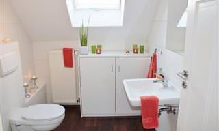 8 Itens Comuns Que Não Podem Permanecer no Banheiro!