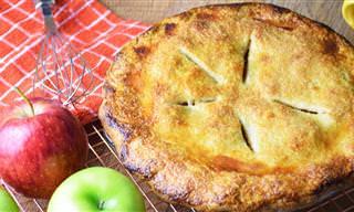 Bolos Bafônicos ensina a fazer uma Apple Pie