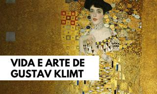 Gustav Klimt - a arte e a vida do autor de