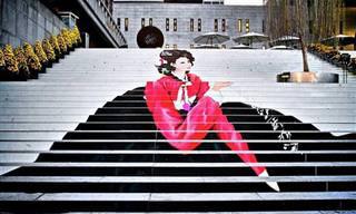 Quando Escadas Se Tornam Arte