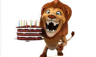 Piada: O aniversário do Leão